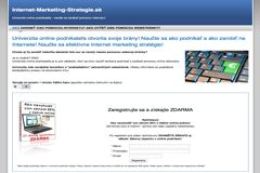 Internet-marketing-strategie.sk
