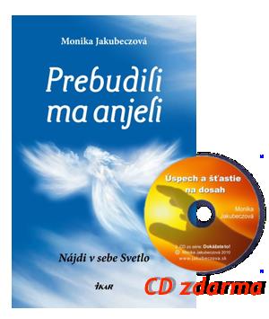 Kniha Prebudili ma anjeli
